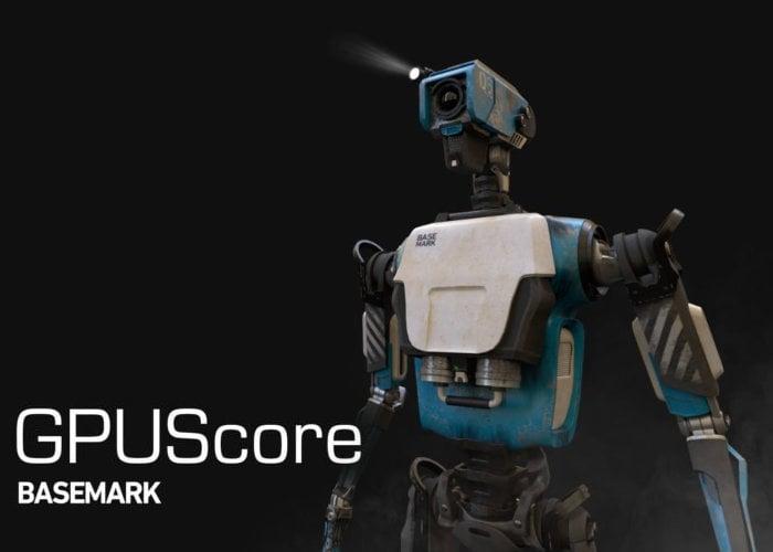 Basemark GPUScore Relic of Life RayTracing benchmark