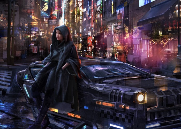 Cloudpunk cyberpunk game launches on Switch, Xbox and PS4 - Geeky Gadgets