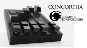 Concordia audio mixer
