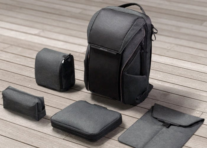 DAWN backpack features, light strip, innovative modular storage and more from $129 - Geeky Gadgets