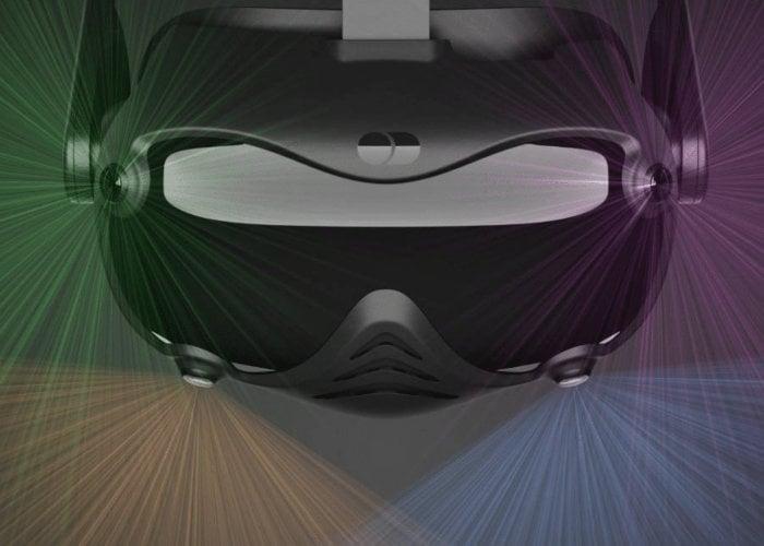 DecaGear 4K SteamVR headset