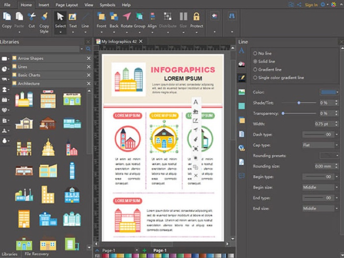 Save 54% on the Edraw Infographic Software: Perpetual License - Geeky Gadgets