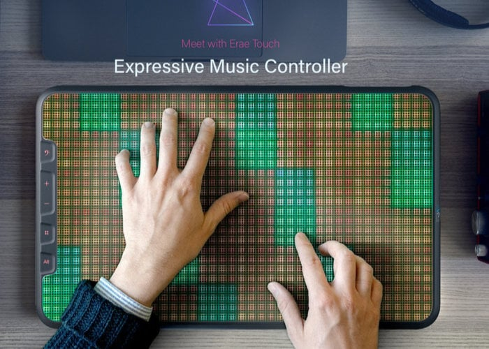 Erae Touch music controller