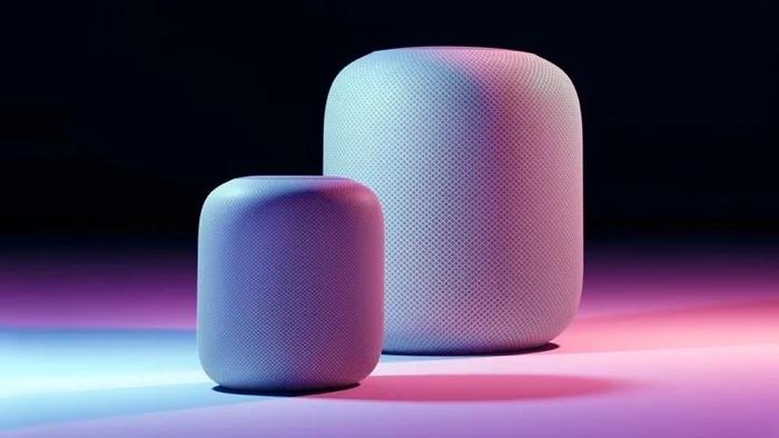 Apple TV and HomePod Mini