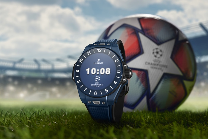 Hublot Big Bang e UEFA Champions League
