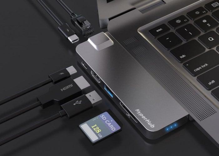 SSD Hub