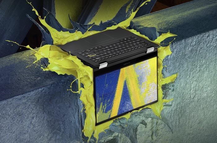 Intel Discrete Graphics laptop