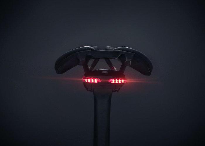 LUCIA smart tail bike light - Geeky Gadgets