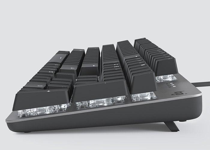 Logitech K845 illuminated mechanical keyboard