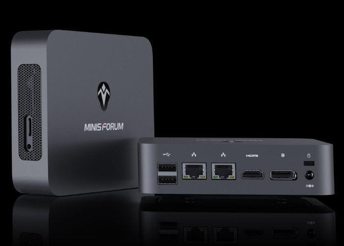 MINISFORUM X35G mini PC