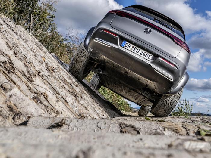 Mercedes Benz EQC 4x4