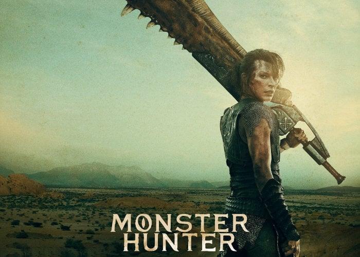 Monster Hunter film trailer