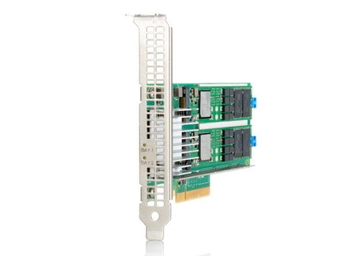 NVMe RAID 1 accelerator