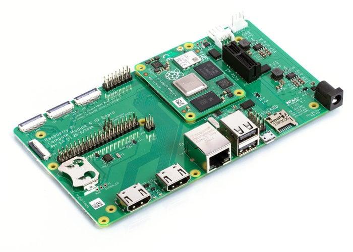 Raspberry Pi Compute Module 4 design process explained - Geeky Gadgets
