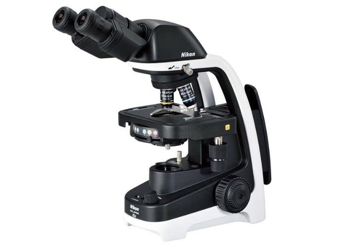 Nikon ECLIPSE Ei educational microscope