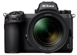 Nikon Z 7II camera