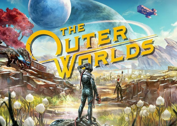Outer Worlds Steam