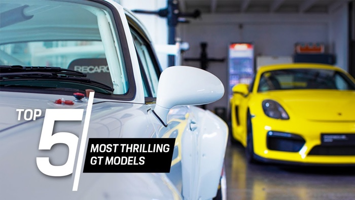 Porsche GT Models