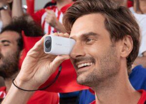 PowerShot Zoom compact telephoto monocular camera