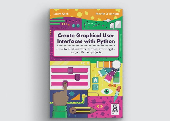 Python graphical user interfaces