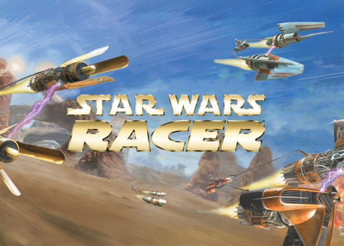 Star Wars Episode I Racer game