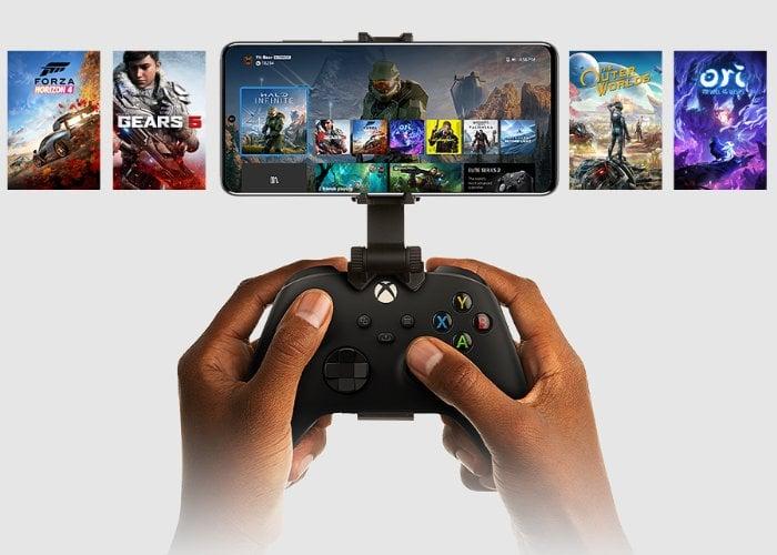 Xbox games on iOS