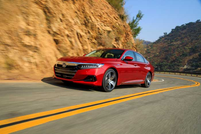 2021 Honda Accord gains new features - Geeky Gadgets