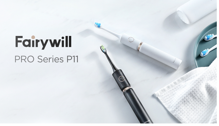 Fairywill Electric Toothbrush P11