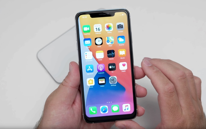 Fake iPhone 12 Pro Max