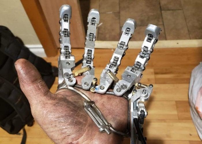 finger prosthetic