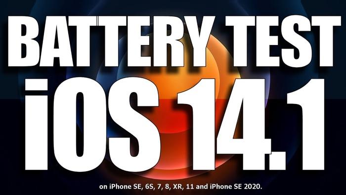 iOS 14.1 GM