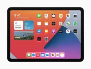 iPad shipments