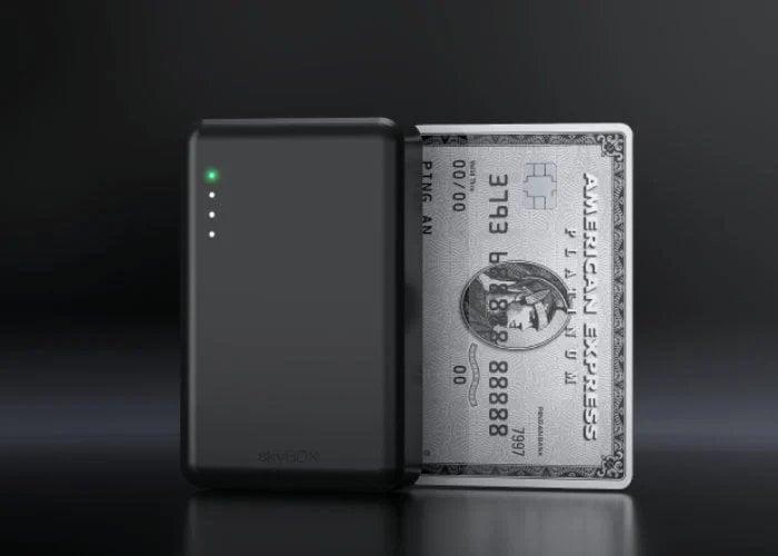 skyBOX 4TB pocket wireless SSD storage - Geeky Gadgets