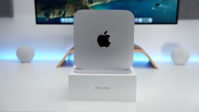 New Apple Silicon Mac Mini shown off on video - Geeky Gadgets