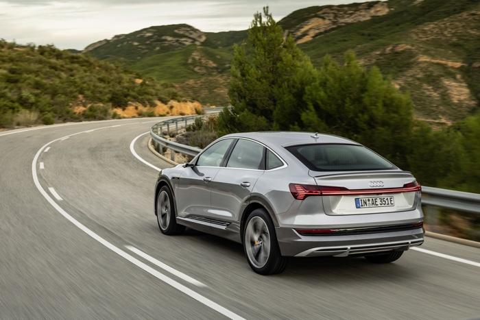 Audi e-tron EV