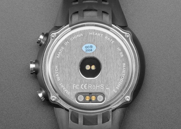 JavaScript smart watch