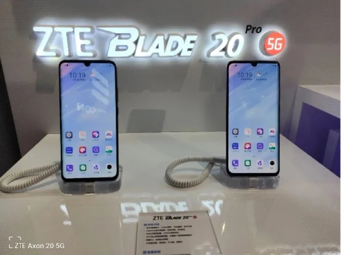 ZTE Blade 20 Pro 5G