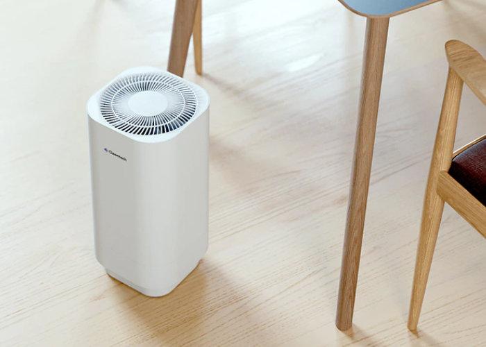 Cleantech medical grade air purifier