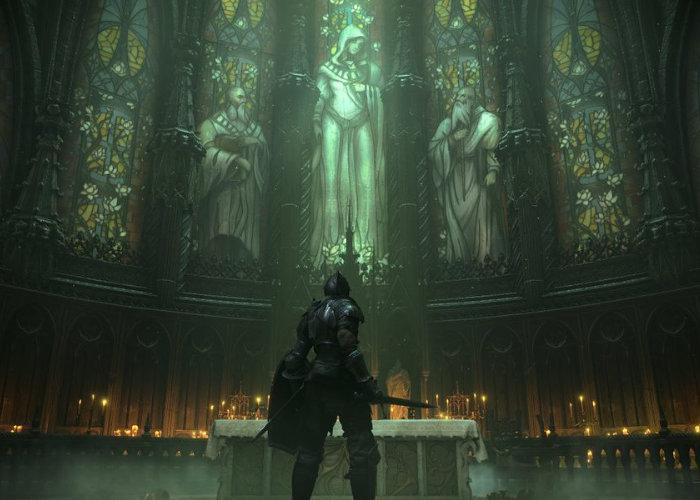 New Demons Souls gameplay