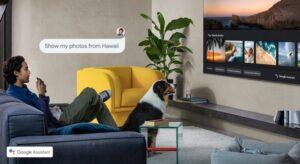 Google Assistant Smart TVs