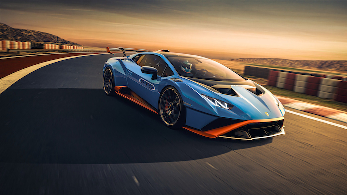 Lamborghini Huracán STO unveiled - Geeky Gadgets