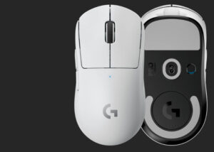 Logitech PRO X Superlight gaming mouse