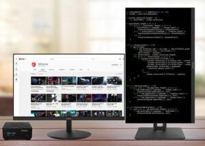 MSI PRO MP242 Series monitor