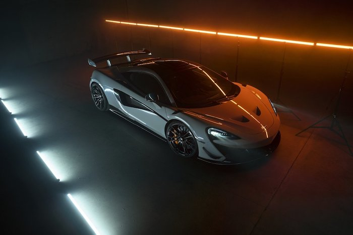 Novitec McLaren 620R