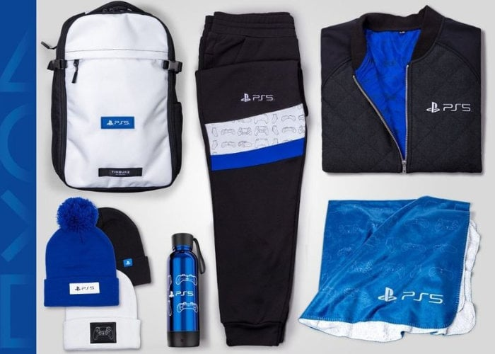 Official PlayStation 5 gear