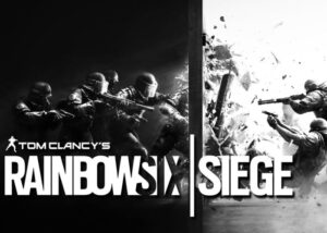 PlayStation 5 Rainbow Six Siege