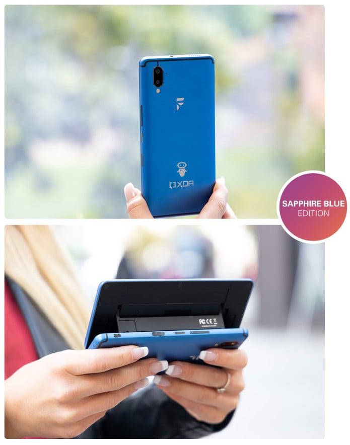 Pro1 X smartphone