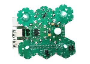 Raspberry Pi Hexabitz interface modules
