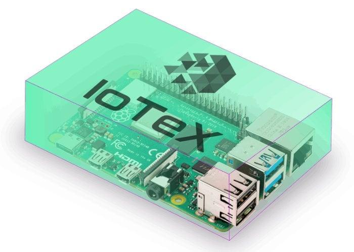 IoT Blockchain Gateway