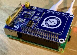 Raspberry Pi RFID and NFC reader